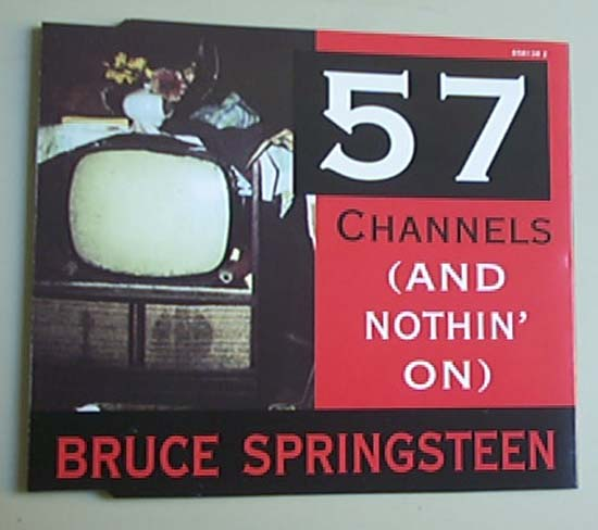 57 Channels - BRUCE SPRINGSTEEN