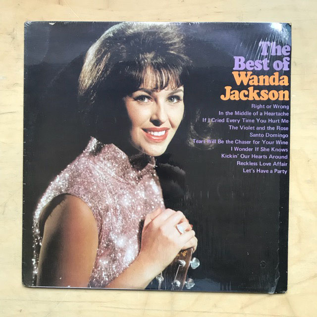 WANDA JACKSON - BEST OF (BARBADOS)