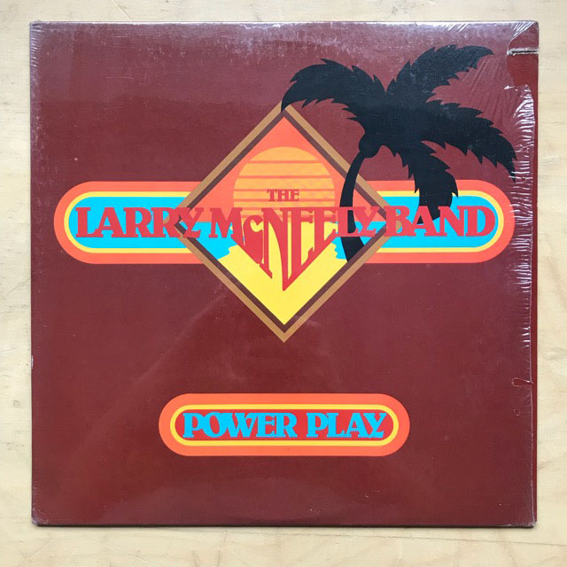 LARRY MCNEELY BAND - POWER PLAY