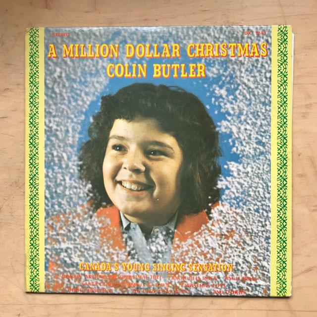 COLIN BUTLER - A Million Dollar Christmas