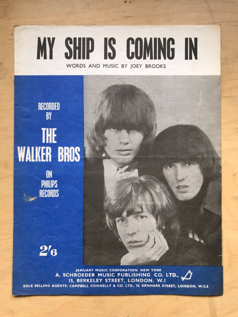 WALKER BROTHERS - MY SHIP IS COMING IN