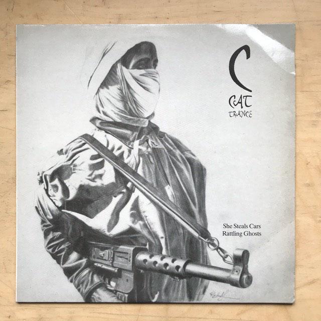 C CAT TRANCE - SHE STEELS CARS