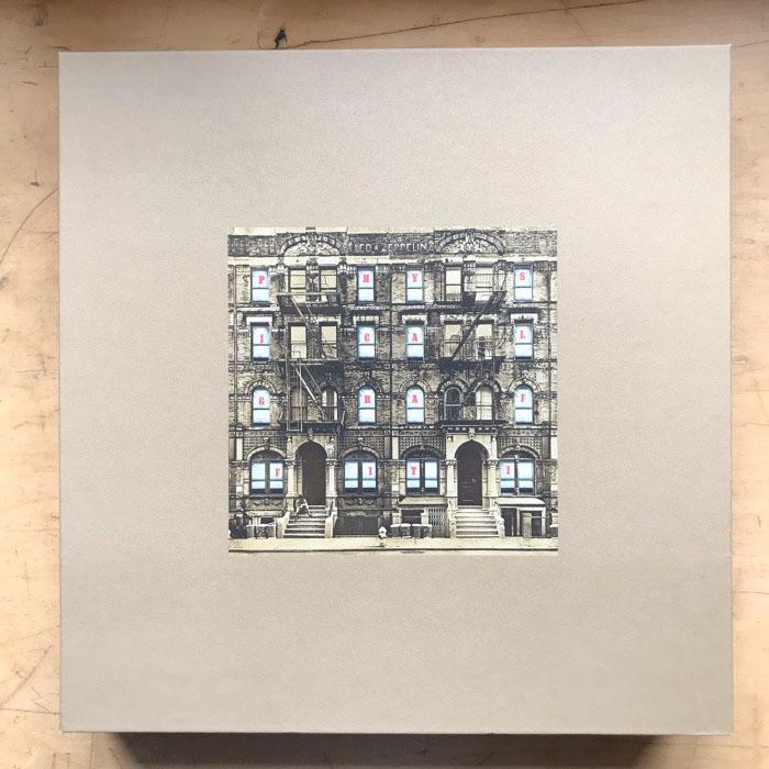 Led Zeppelin Physical Graffiti Vinyl Records Lp Cd On