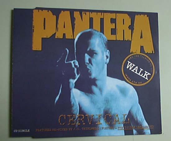 PANTERA - WALK (CERVICAL)