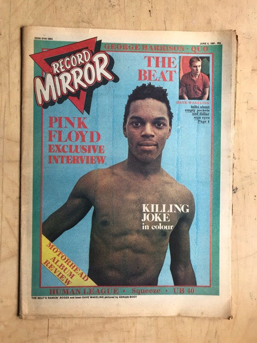 BEAT - RECORD MIRROR