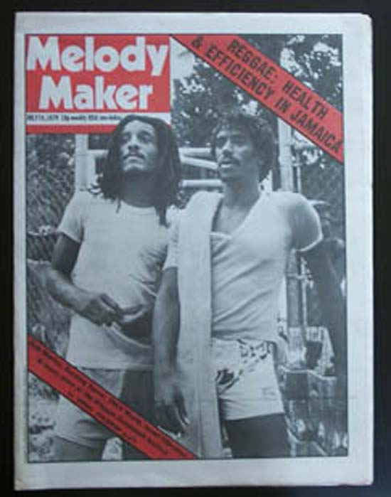 WAILERS - MELODY MAKER