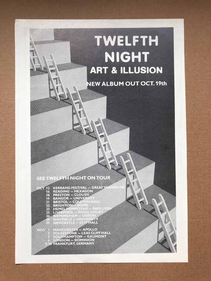 TWELFTH NIGHT - ART & ILLUSION - Autres