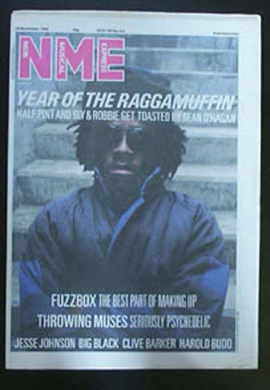 HALF PINT - NME
