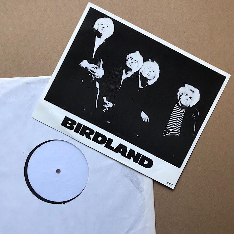 BIRDLAND - BIRDLAND (W/L) - LP