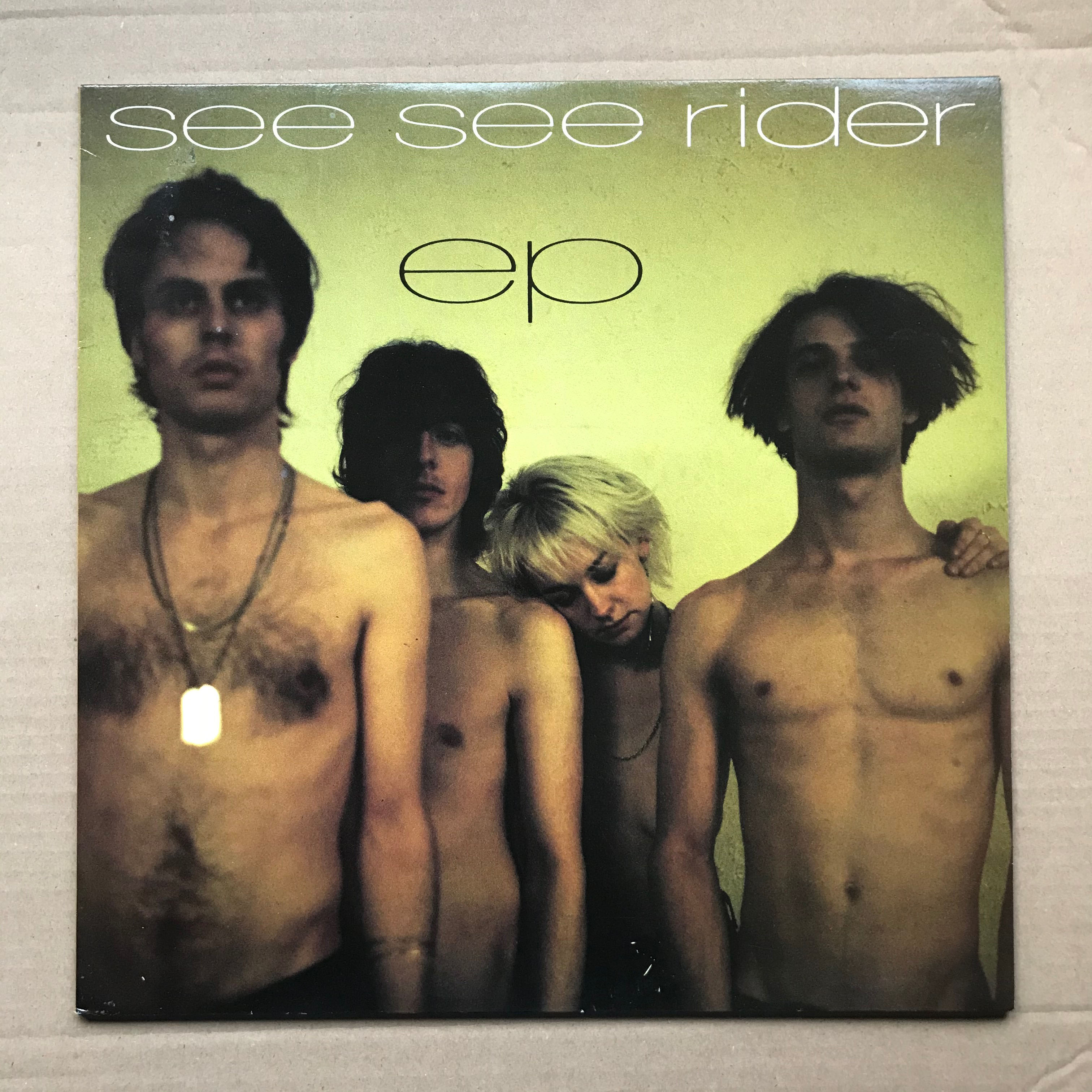 SEE SEE RIDER - EP - 12 inch x 1