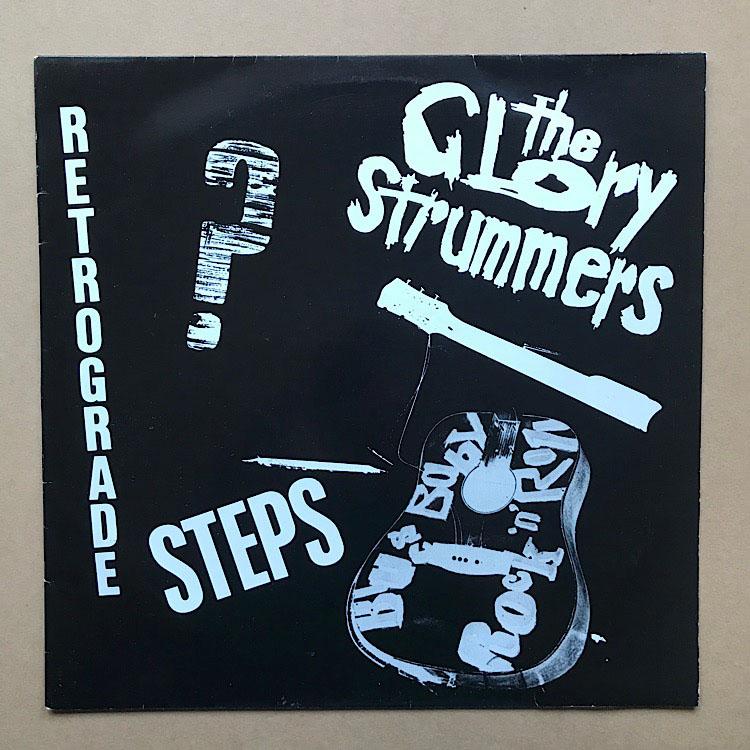 GLORY STRUMMERS - TETROGRADE STEPS - 12'' 1枚
