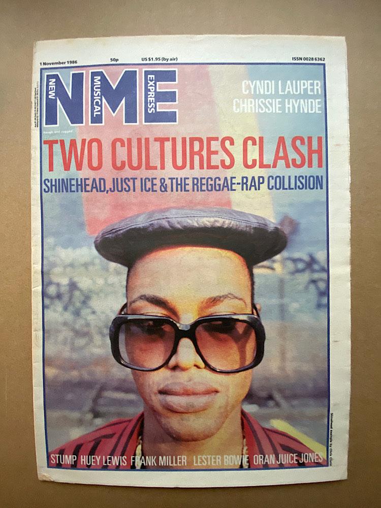 SHINEHEAD - NME - Magazine