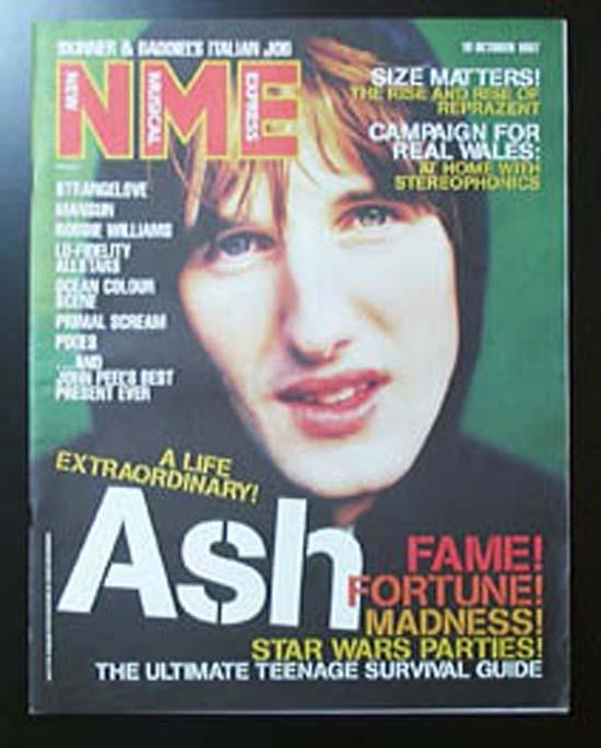 ASH - NME - Magazine