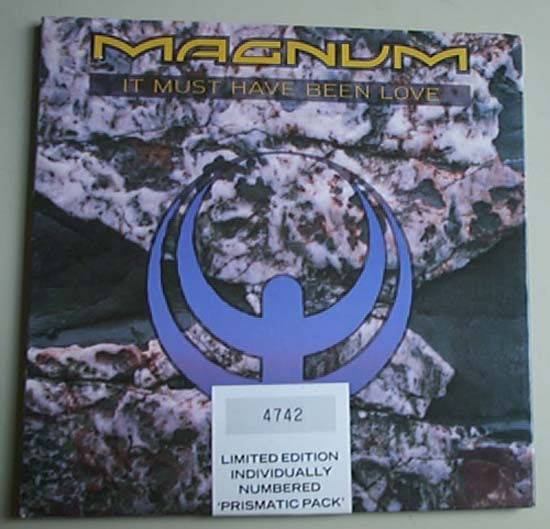 MAGNUM - It Must Have Been Love LP