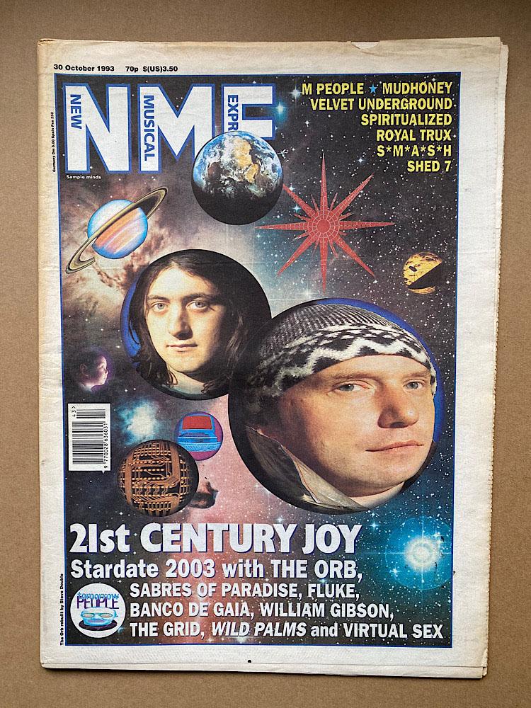 ORB - NME - Magazine