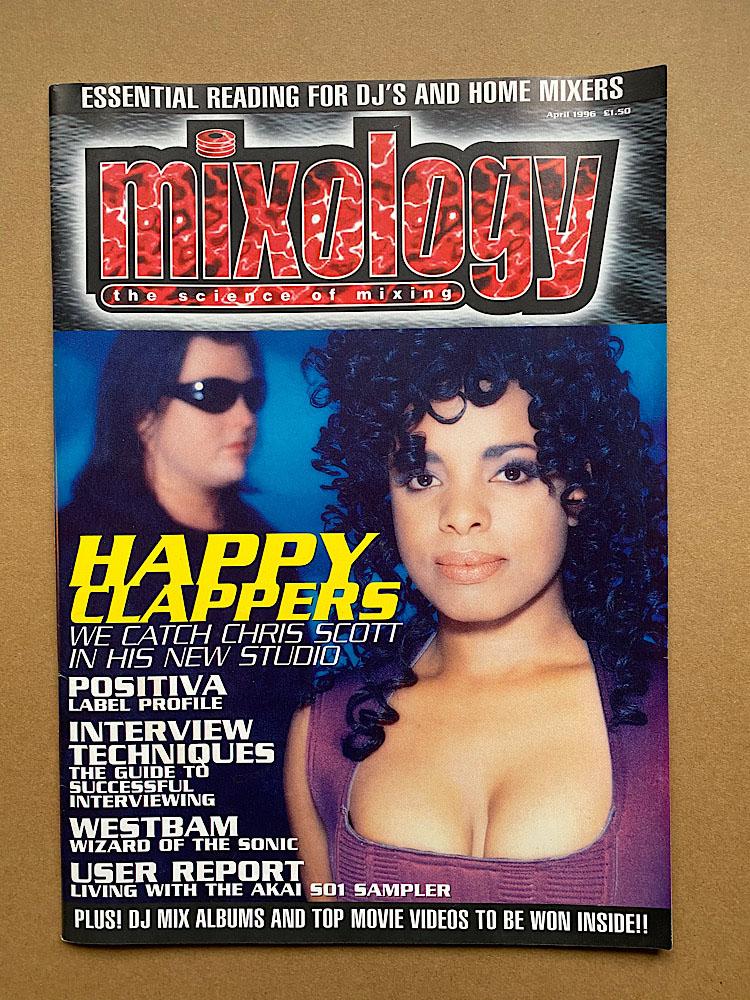 HAPPY CLAPPERS - MIXOLOGY - Magazine