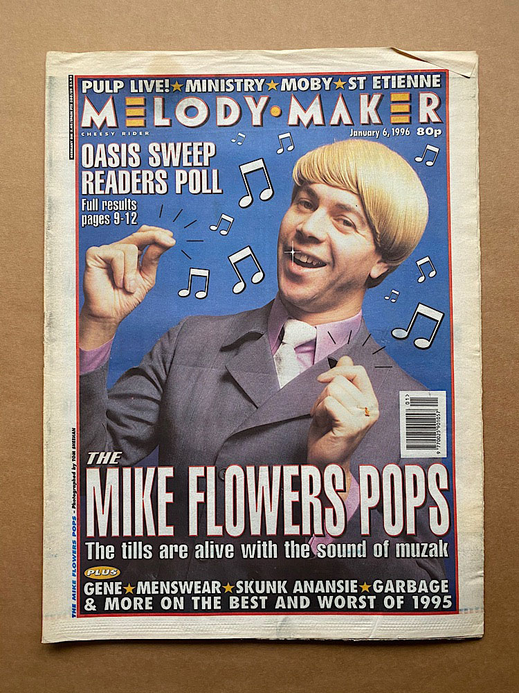 mike flowers pops