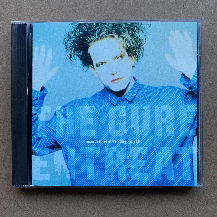 CURE - ENTREAT - CD