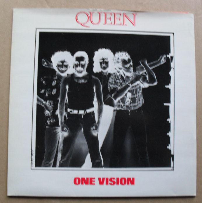 QUEEN - One Vision CD