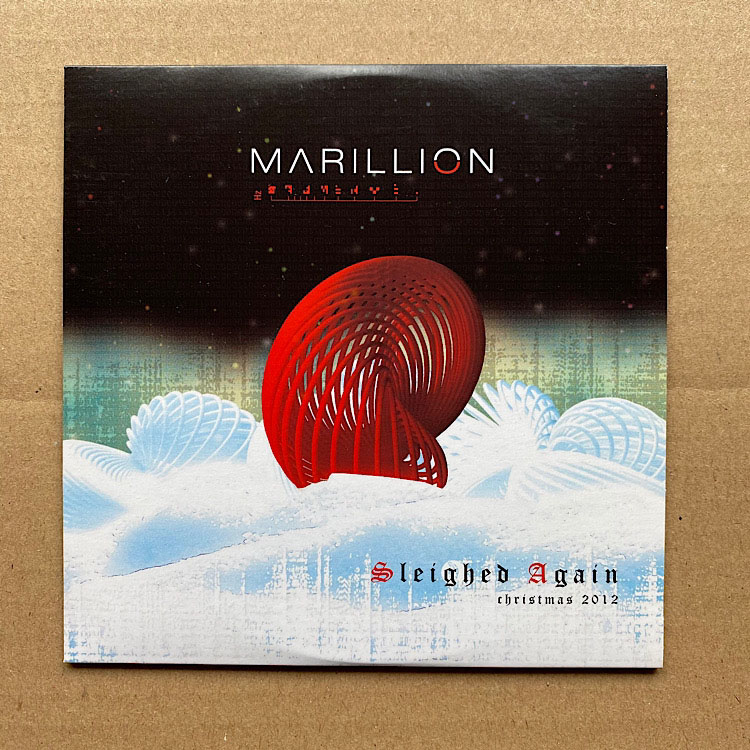 MARILLION - SLEIGHED AGAIN - CHRISTMAS 2012 - DVD
