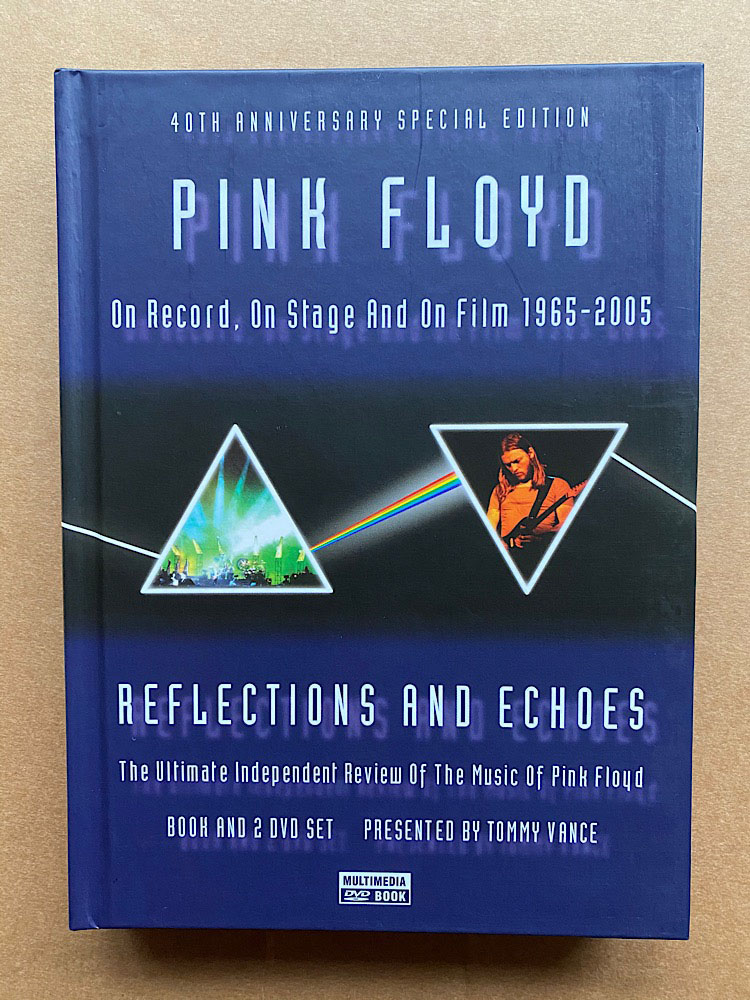 PINK FLOYD - REFLECTIONS AND ECHOES 1965-2005 - DVD