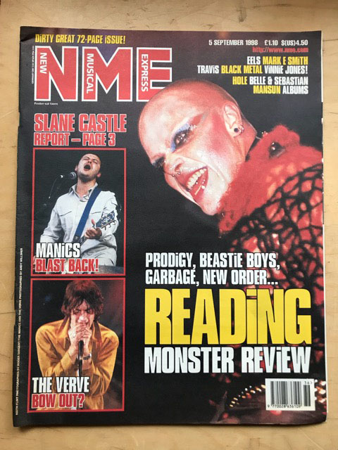 PRODIGY - NME - Magazine