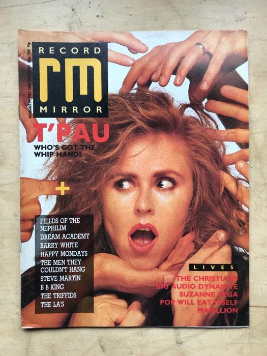 T'PAU - RECORD MIRROR