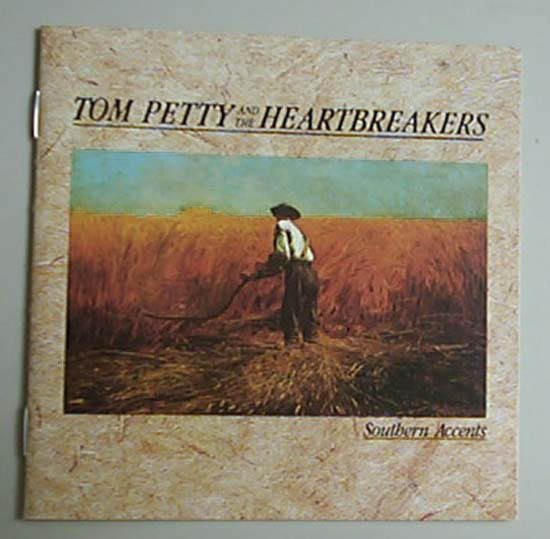 TOM PETTY & THE HEARTBREAKERS - Southern Accents Record