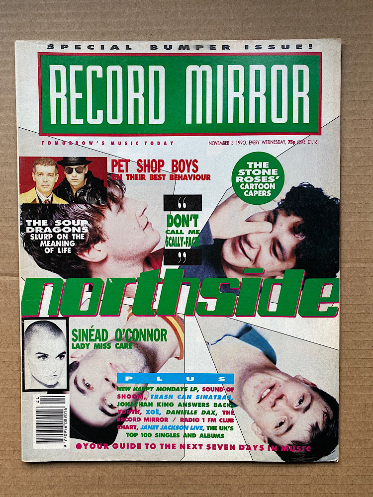 NORTHSIDE - RECORD MIRROR - Magazine