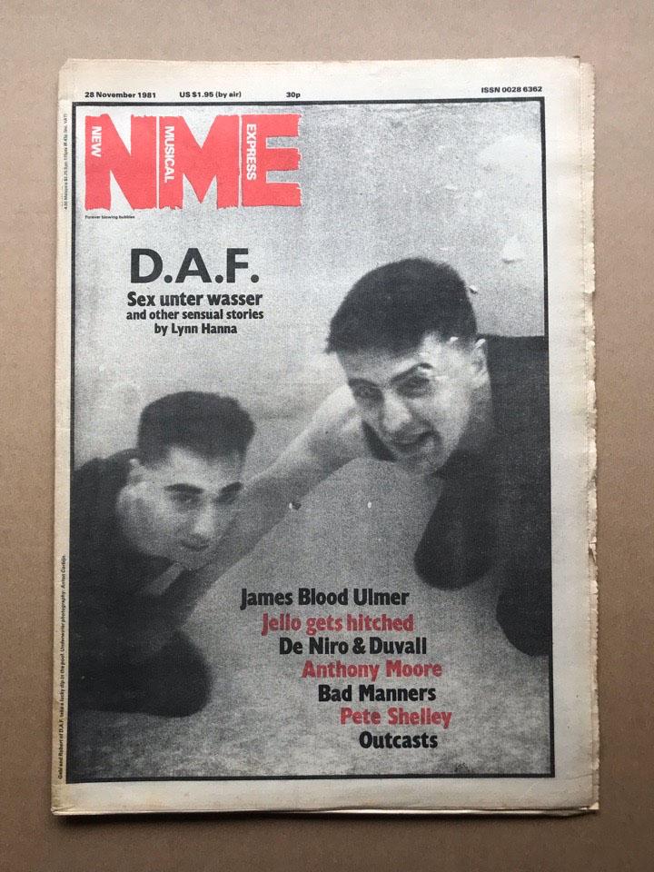 DAF - NME