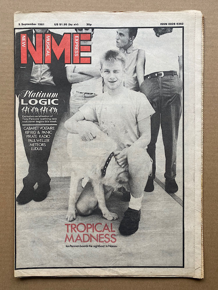 MADNESS - NME