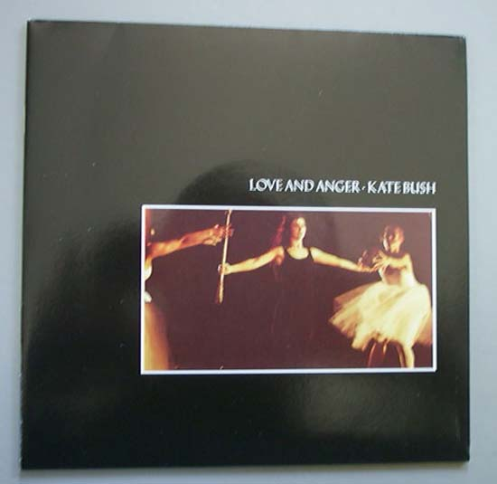 KATE BUSH - Love And Anger Record
