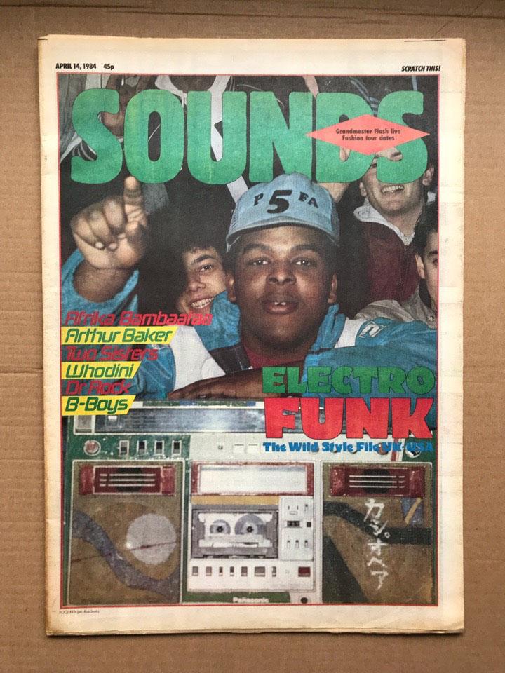 ELECTRO FUNK - SOUNDS - Magazine