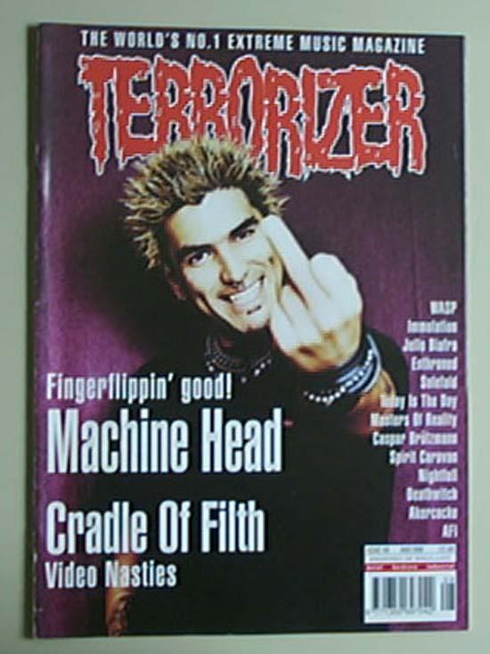 MACHINE HEAD - TERRORIZER NO.69