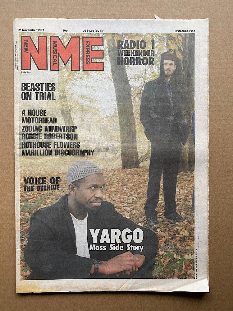 YARGO - NME