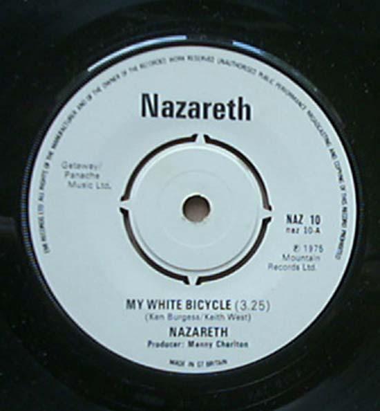 NAZARETH - MY WHITE BICYCLE