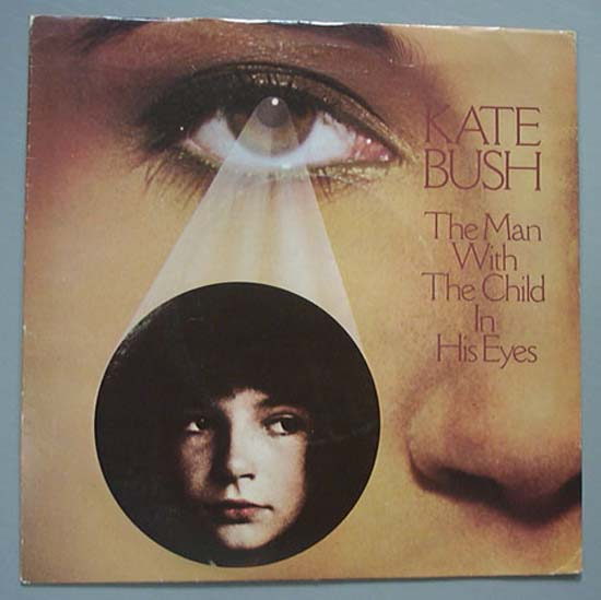 KATE BUSH - Man With The Child In His Eyes Vinyl