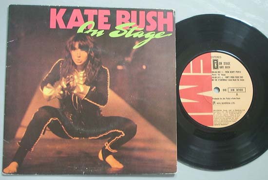 KATE BUSH -  vinyl records and cds