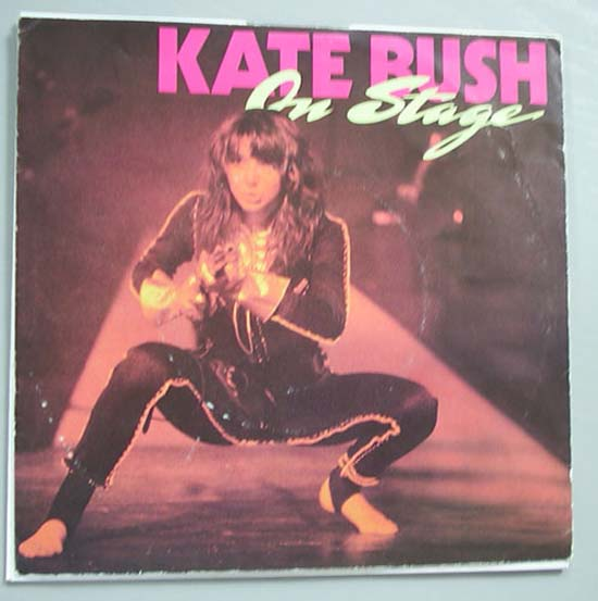 KATE BUSH -  vinyl records and cds