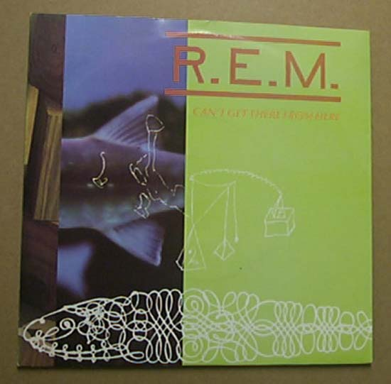 R.E.M. - Can't Get There From Here Album