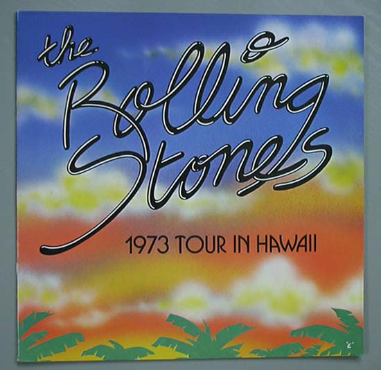 1973 Tour In Hawaii