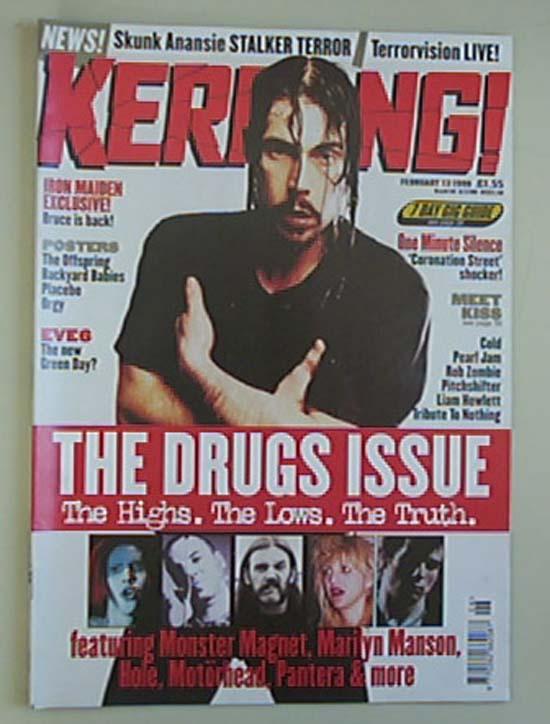 Kerrang No737