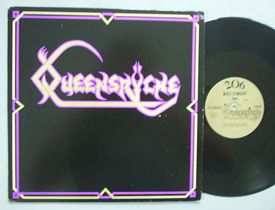 QUEENSRYCHE - Queen Of The Reich (206 Label)