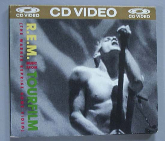 R.E.M. - MUSIC FROM TOUR FILM