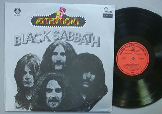 Black sabbath attention black sabbath