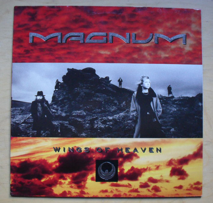 MAGNUM - Wings Of Heaven LP