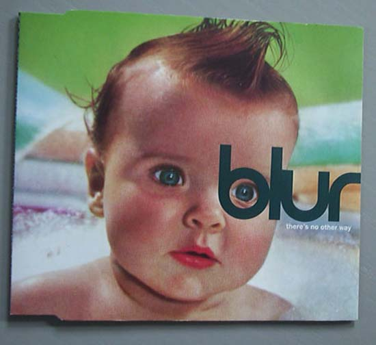 BLUR - There's No Other Way LP