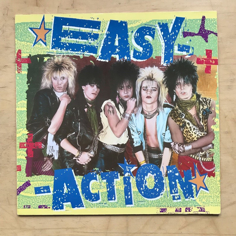 EASY ACTION - Easy Action LP