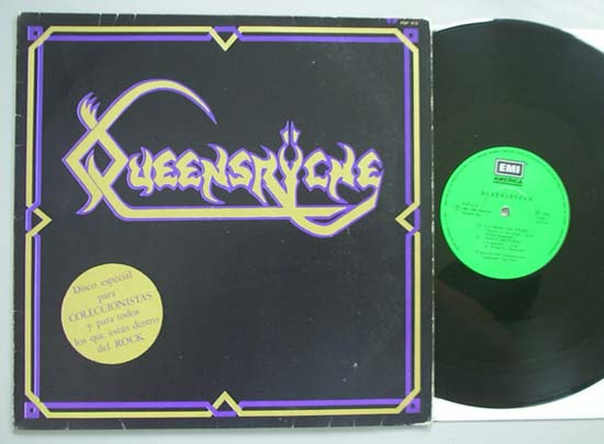 QUEENSRYCHE - Queen Of The Reich Vinyl
