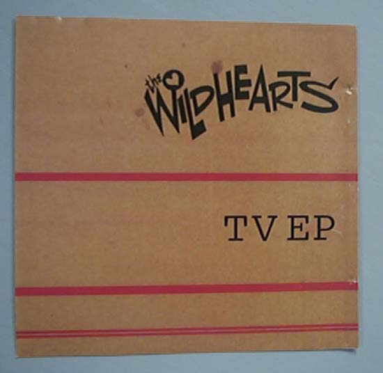 WILDHEARTS - Tv Ep Album